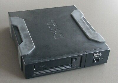 DELL PowerVault Ultrium LTO4 External Tape Drive