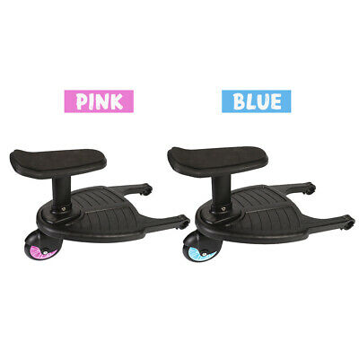 Universal Baby Jogger Travel Pram Pushchair Buggy Board Stroller Seat Connector