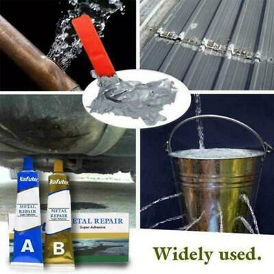 Industrial Heat Resistance Cold Weld Metal Repair Paste New 2019
