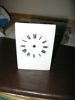 antique miniture carriage clock movement only