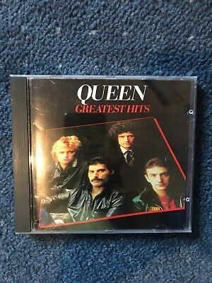 Queen - Greatest Hits (1994) CD Album EMI. CDP460332 (Spelling Mistake On Back)