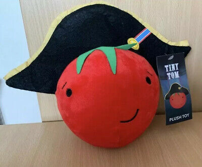 Aldi Kevin The Carrot - Tiny Tom Tomato 2019 Plush Soft Toy - NEW Leafy Blinders