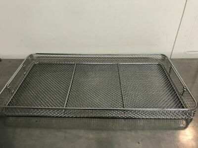 Aesculap Tray Sterilisation Stainless Steel 600 x 320 x 50mm