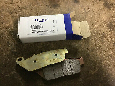 Triumph Thruxton 900 EFI & Carb Front Brake Pads NEW