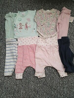 Girls 0-3 Months Next Bundle *Combined Postage*