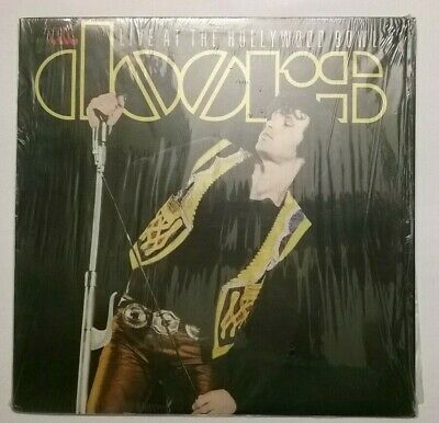 "LP 33""  Vinyl - The Doors - Live at the Hollywood Bowl - Elektra 1987 - 9607411"