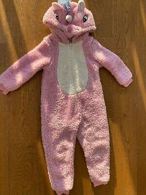 Unicorn All In One Suit Age 4 John Lewis