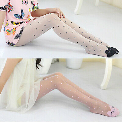 Baby Girls Socks Tights Toddler Pants Hosiery Pantyhose Stockings Glitter Party