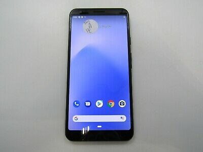 Google Pixel 3a XL G020C 64GB Unknown Carrier Check IMEI Great Condition 6-1401