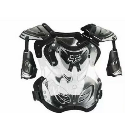 Fox Racing 2013 R3 Roost Deflector Large Black 06091-001-L