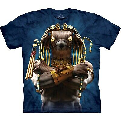 Horus Soldier T Shirt Adult Unisex The Mountain