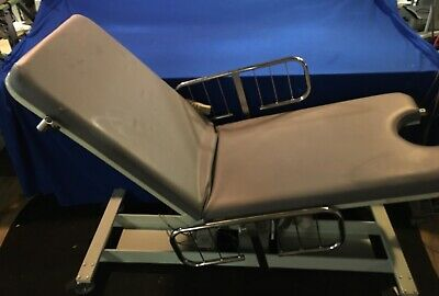 Medical Positioning Inc. 8083 High-Low Physical Therapy Table
