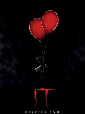 IT: CHAPTER TWO *Brand New* (2019/DVD/SPECIAL EDITION) pre order ships 12/10/19
