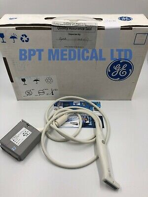 GE L8-18i-SC Ultrasound Transducer Probe Case 2016 linear array LOGIQ Venue