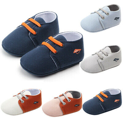 Fashion Baby Boys Girls Shoes Toddler Sneakers Casual Pre-walker Trainers 0-18M