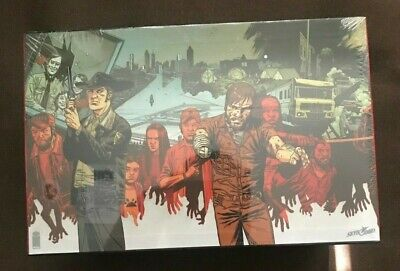 The Walking Dead Compendium 15th Anniversary Box Set Paperback by Robert...