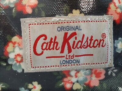 Cath Kidston Small Kids Hand Bag Lunch Casual Shopping Magnetic  Clasp 2 Pockets