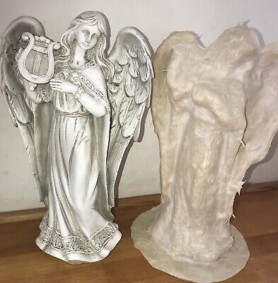 latex mould for making This lov large Angel Statue
