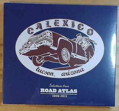 Calexico: Selections from Road Atlas CD Digipack