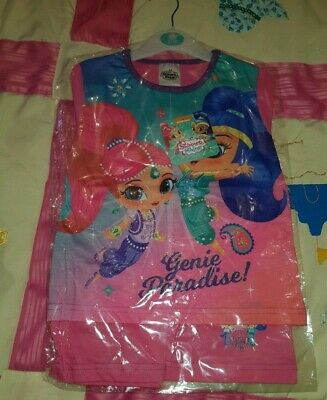Shimmer and shine pyjama ( shorts) 2-3 yrs BRAND NEW WITH TAG