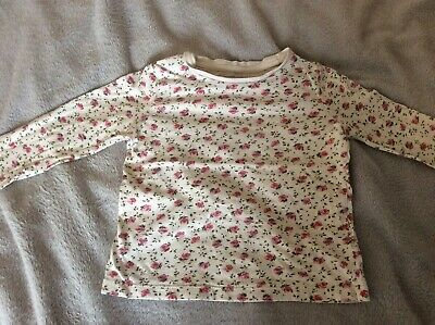 Age 2-3 Next Long Sleeve Floral Girls Top