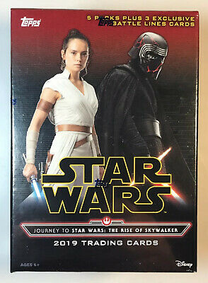 Journey to Star Wars:The Rise of Skywalker 2019 Trading Cards Topps, 33 Cards