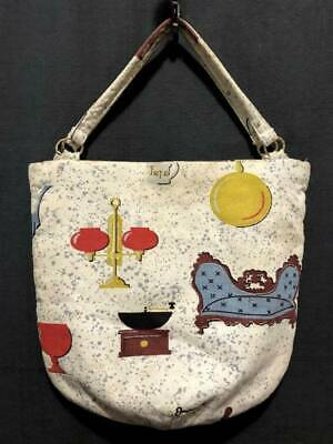 Rare Vintage 50'S Margaret Smith Mid-Century Design Handbag