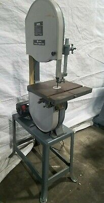 Rockwell No 14 Bandsaw for metal or wood working 115V