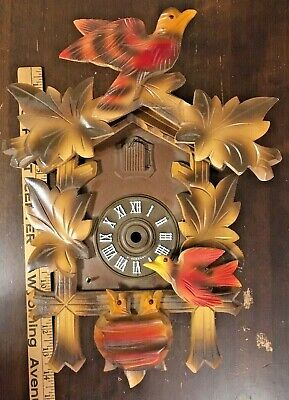 Black Forest Cuckoo Clock Case Only