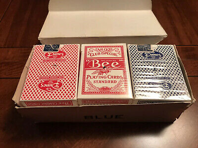 Lot Of 12 Decks Of Playing Cards From 'The Dunes Hotel & Country Club' Las Vegas