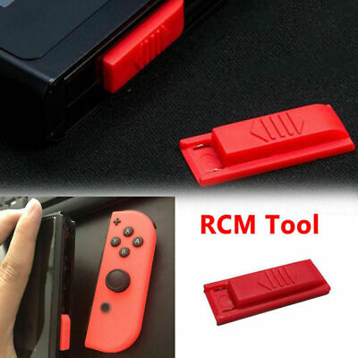 For Nintendo Switch RCM/NS SX OS Recovery JIG Tool Joycon Mod Hack Keyring Newly