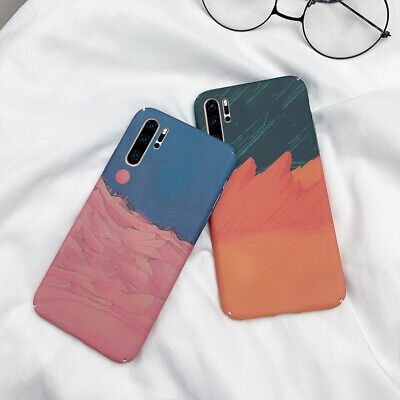 Shockproof Case For Huawei P30 Lite Mate 20 P20 Pro Y9 2019 NOVA 5 Hard Cover