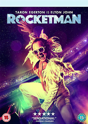 Rocketman (DVD) [2019]- Region 2