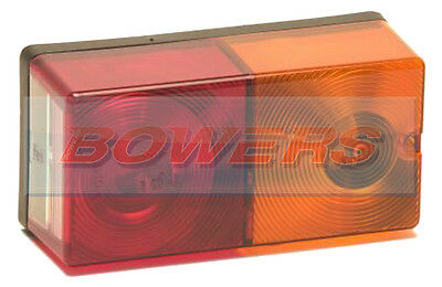 Britax 9002 Mp6 Rear Tail Light Lamp Brian James Ivor Williams Trailer