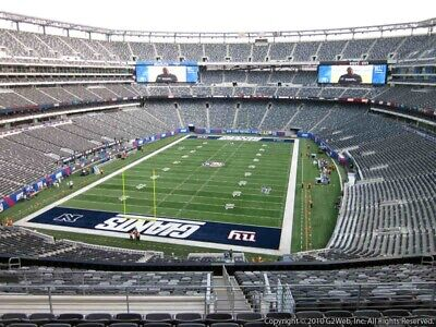 (2) Two New York Giants Tickets vs Miami Dolphins + Parking Pass - 12/15/19