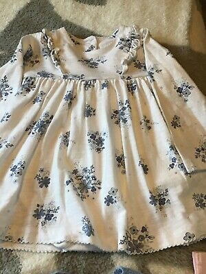 Baby Girls Dress 12-18 Months Mothercare Look
