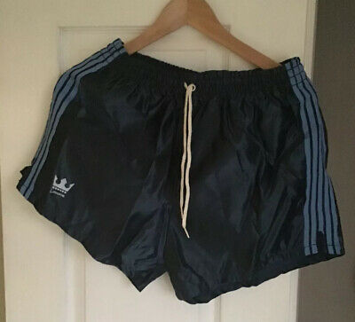 Vintage Litesome Nylon Glanz Football Shorts