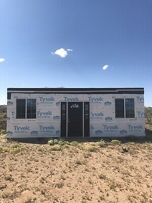 10 Acres with Water,Septic,Electric,4 Bed 2.1/2 Bath 1300 Sq Ft Unfinished Home!