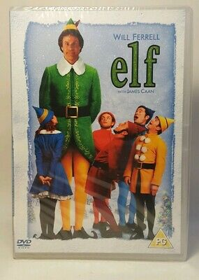 Elf - DVD - (2005) - 2 DISC SET, - Will Ferrell - James Caan.