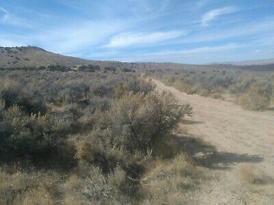 Land for sale 40 acres near Winnemucca, Nevada, building permitted