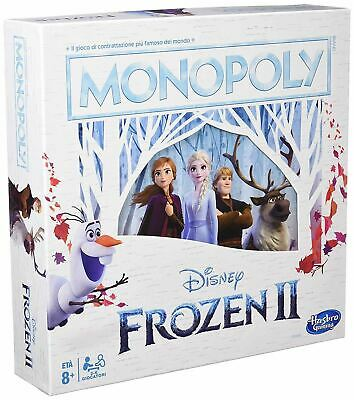 Monopoly Disney Frozen 2 Edition by Hasbro