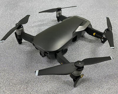 DJI Mavic Air Flame Red Foldable 4k Drone Great Condition
