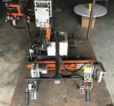 Gorbel Air Actuated Lift Assist Jib Crane Attachment Die Lifter G Force