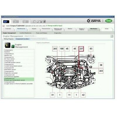 2018-2019  Garage Car Workshop Database- Repair Software OBD2 FAST DOWNLOAD