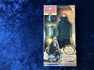 L16-55 1//6 scale bomb disposal expert-remote controlled bomb toy