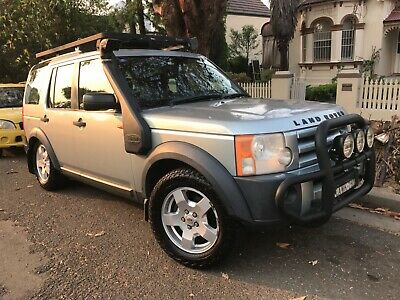 Land Rover Discovery 3 Se 6 Sp Automatic 4d Wagon