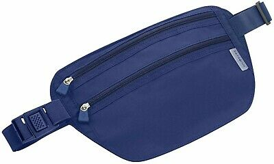 Samsonite Global Travel Accessories RFID Money Belt, 26 cm, Blue Midnight Blue