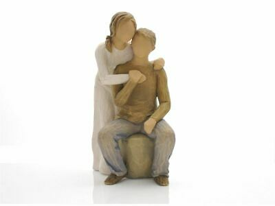 Willow Tree 26439 You And Me Couple Figurine Figures Ornaments Collection Gift
