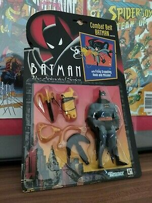 Combat Belt Batman Animated Series NEU OVP MOC Kenner 90er vintage SELTEN RAR EU