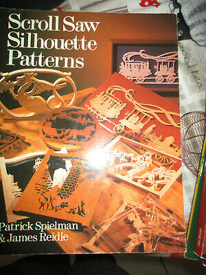 Livre Pour Le Chantournage Scroll Saw Silhouette Patterns